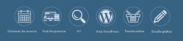 (CMS) per a la creació de qualsevol tipus de pàgina web